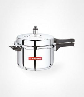 PREMIER COMFORT STAINLESS STEEL PRESSURE COOKER (5Ltrs)